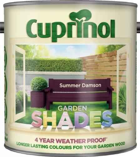 Cuprinol Garden Shades Summer Damson 2.5 Litre