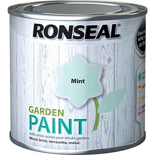 Ronseal Garden Paint Mint 250ml
