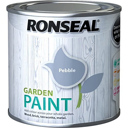 Ronseal Garden Paint Pebble 250ml