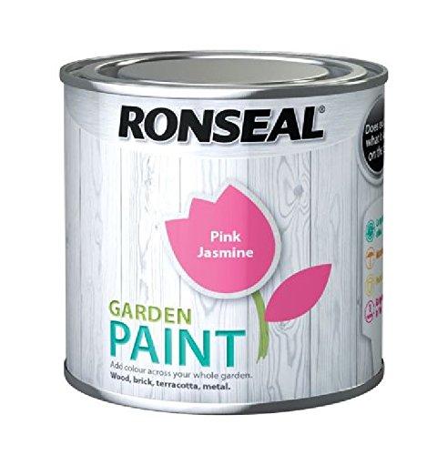 Ronseal Garden Paint Pink Jasmine 2.5 Litre