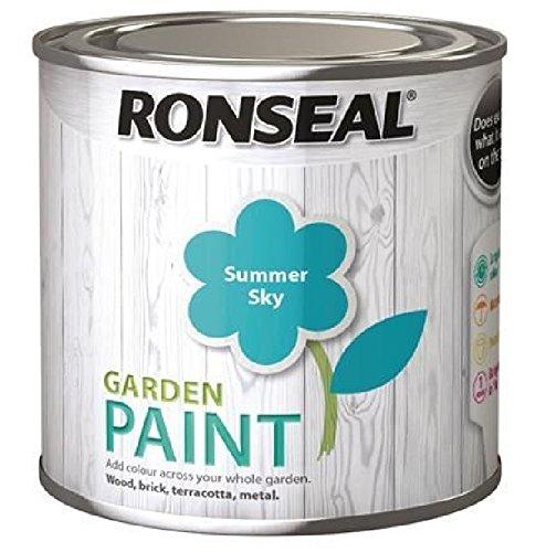 Ronseal Garden Paint Summer Sky 2.5 Litre