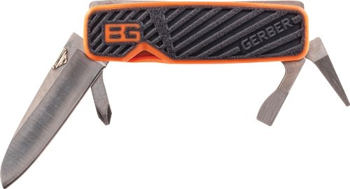 Gerber Bear Grylls Pocket Tool Multi-Blade Tool