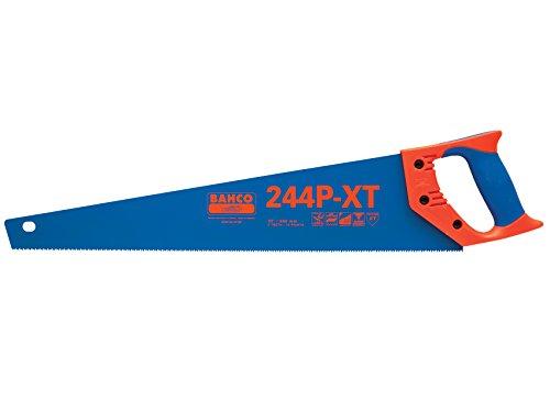 Bahco 244p-22-xt-hp 22-inch Hardpoint Handsaw - Blue