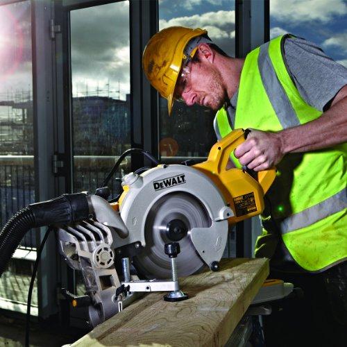 Dewalt 250mm 230v Compact Slide Mitre Saw