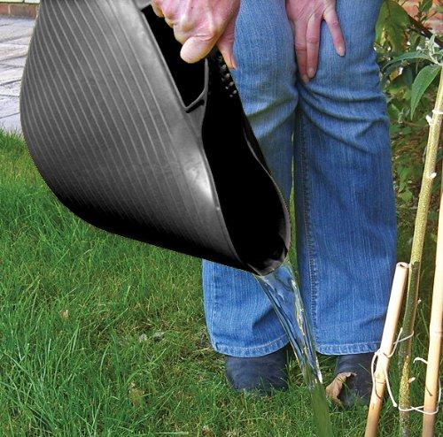Faithfull  Polyethylene Flex Tub 60l Black