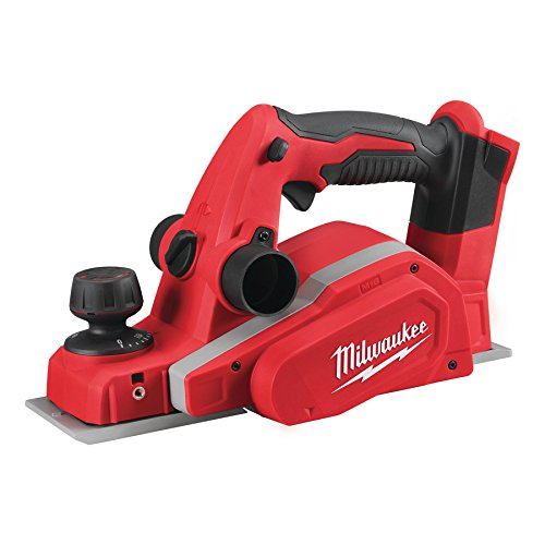 Milwaukee M18bp-0 M18 Planer (naked - No Batteries Or Charger)
