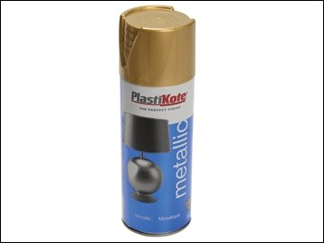 Plasti-kote Metallic Gold 400 Ml