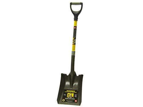 Roughneck Rou68146 68146 Square Shovel With 36-inch D Handle