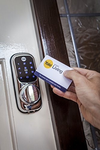 Yale Keyless Connected Smart Door Lock With Yale Module