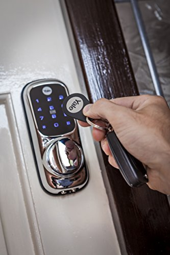 Yale Keyless Connected Smart Door Lock With Z-wave Module - Works With Amazon Alexa