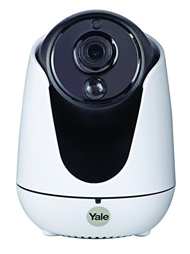 Yale Smart Living Wipc-303w Home View Pan/tilt And Zoom Ip Camera - White
