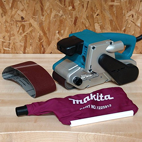Makita 9903/2 240 V 3-inch Belt Sander - Blue