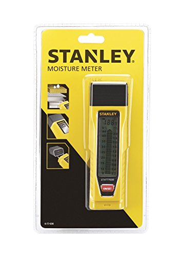 Stanley 077030 Moisture Meter