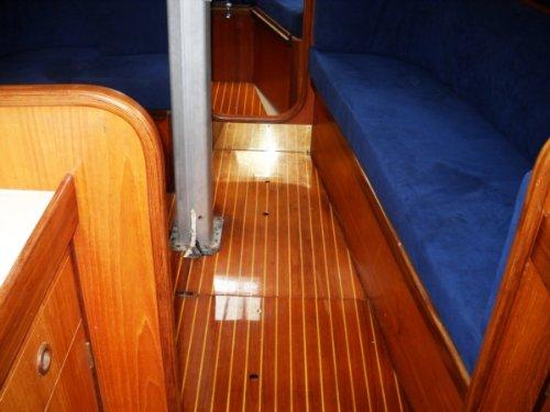 Ronseal Yvs500 500ml Exterior Yacht Varnish Satin
