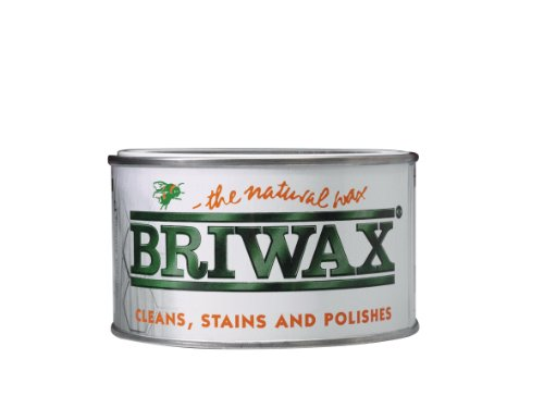 Briwax 400g Wax Polish - Clear