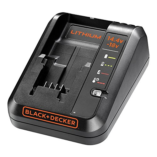 Black & Decker BDC1A-XJ Multi-Voltage Charger 14.4-18 Volt Li-Ion