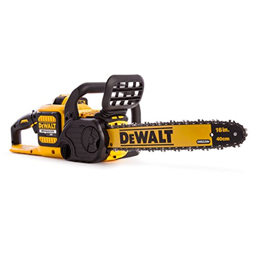 Dewalt Dcm575x1 54 V Xr Flex Volt Chain Saw - Yellow/black