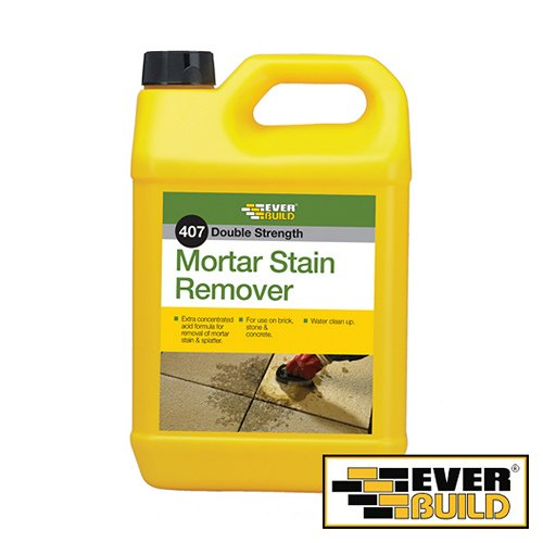 Everbuild Mortar Stain Remover 5 Litre
