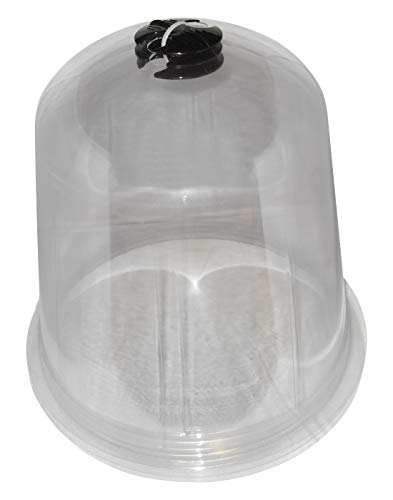 Green Jem Large Vented Bell Cloche Set Of 3 Gs-cloche