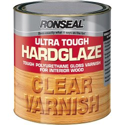 Ronseal 34765 Interior Varnish, Clear, 5l