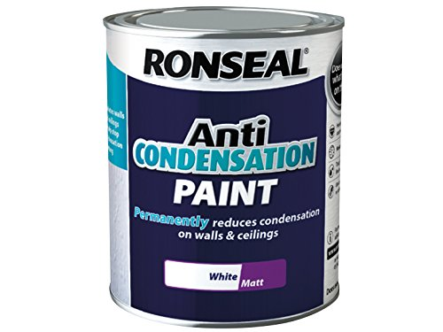 Ronseal Acpwm25l 2.5 Litre Anti-condensation Paint - White