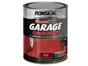 Ronseal Diamond Hard Garage Floor Paint Steel Blue 5 Litre