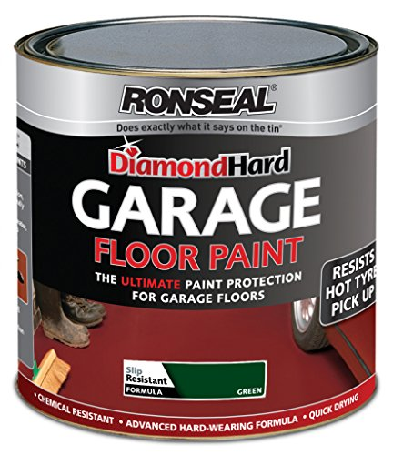 Ronseal Diamond Hard Garage Paint 5l Green