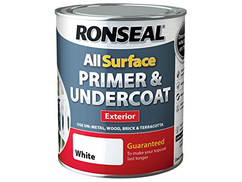 Ronseal 750 Ml One Coat All Surface Primer And Undercoat
