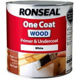 Ronseal One Coat Wood Primer 750ml