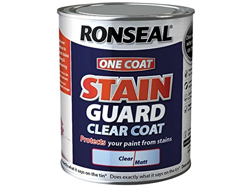 Ronseal 750 Ml One Coat Stain Guard - Clear