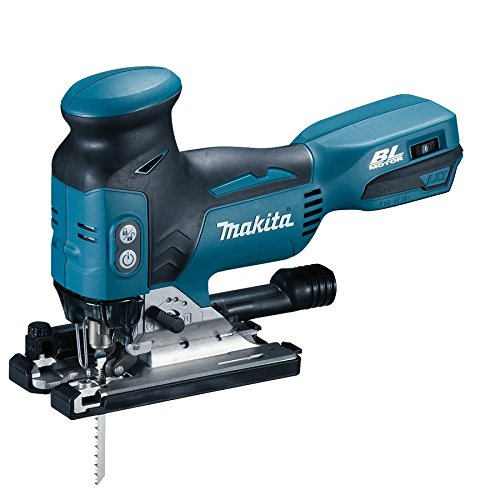 Makita Djv181z Cordless Brushless Li-ion Barrel Grip Jigsaw, 18 V