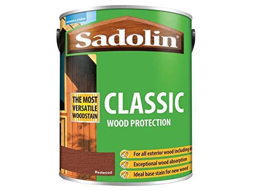 Sadolin Classic Wood Protection Redwood 5 Litre