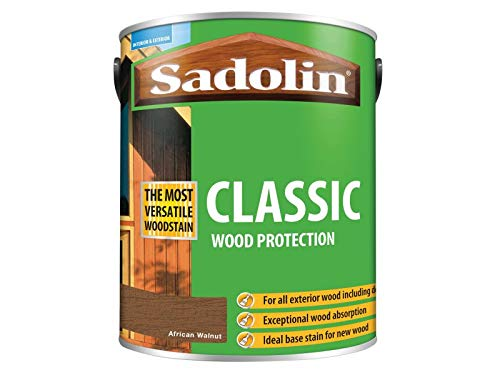 Sadolin Classic Wood Protection African Walnut 5 Litre