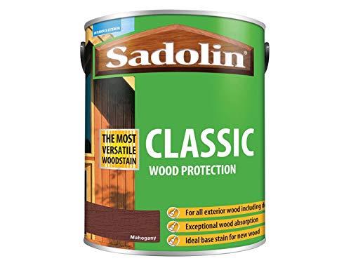 Sadolin Classic Wood Protection Mahogany 5 Litre