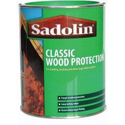 Sadolin Classic Wood Protection Dark Palisander 1 Litre