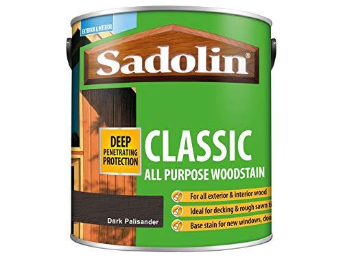 Sadolin Classic Wood Protection Dark Palisander 2.5 Litre