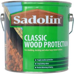 Sadolin Classic Wood Protection Light Oak 2.5 Litre