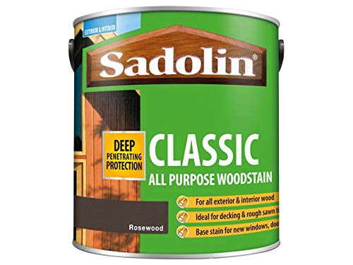 Sadolin Classic Wood Protection Rosewood 2.5 Litre