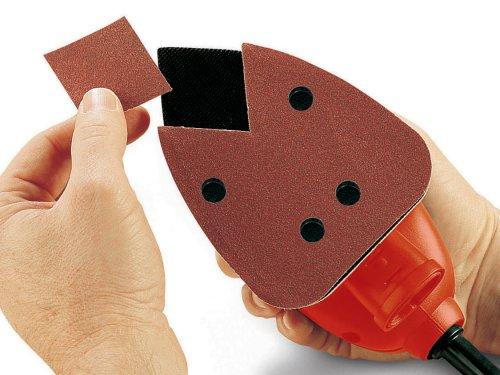 Black+Decker Mouse Detail Sander With Accessories