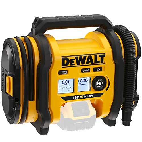 Dewalt Triple Source Inflator 18V Bare Unit