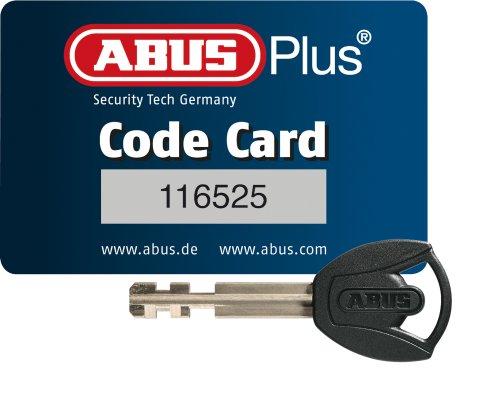 Abus Steel-o-flex Cable Lock 100cm X 25mm