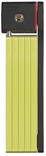 Abus uGrip Soft Grip Bordo Lock Lime 80cm x 5mm