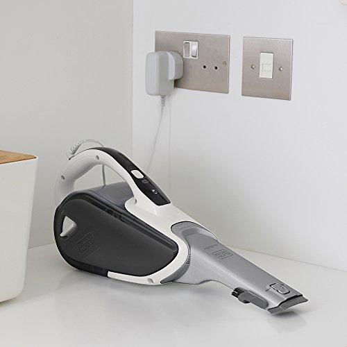 Black+decker Cordless Dustbuster® 10.8w 7.2v