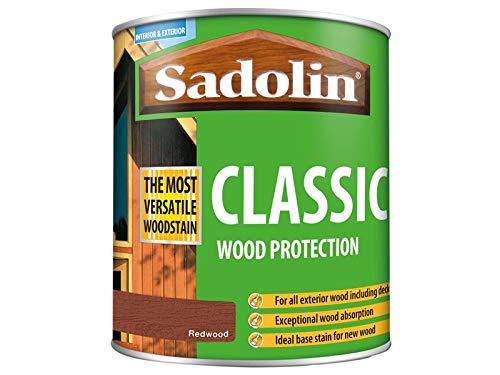 Sadolin Classic Wood Protection Redwood 1 Litre