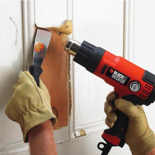 Black+decker Heavy-duty Heat Gun 2000w 240v