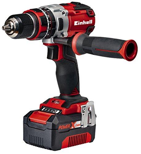 Einhell Power X-change Brushless Hammer Drill 18v 1 X 4.0ah Li-ion