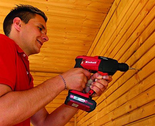 Einhell Cordless Rotary Hammer Kit 18v 1 X 1.5ah Li-ion