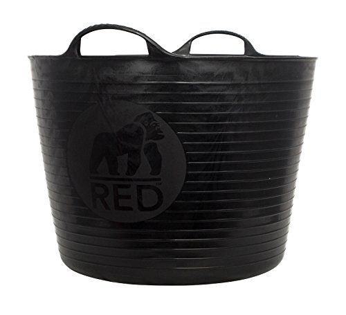 Gorilla Tub® Large 38 Litre - Black