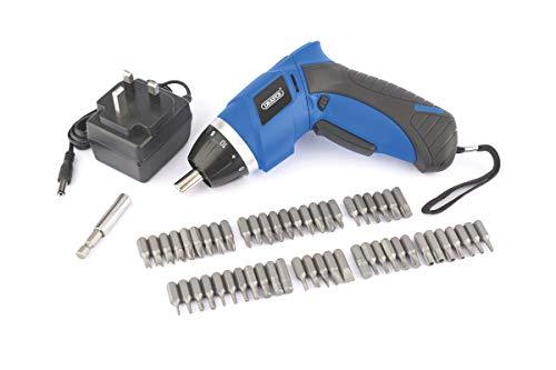 Draper Li-Ion Cordless Screwdriver Kit