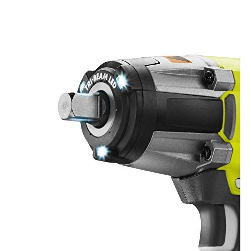 Ryobi One+ 3 Speed Impact Wrench 18v Bare Unit